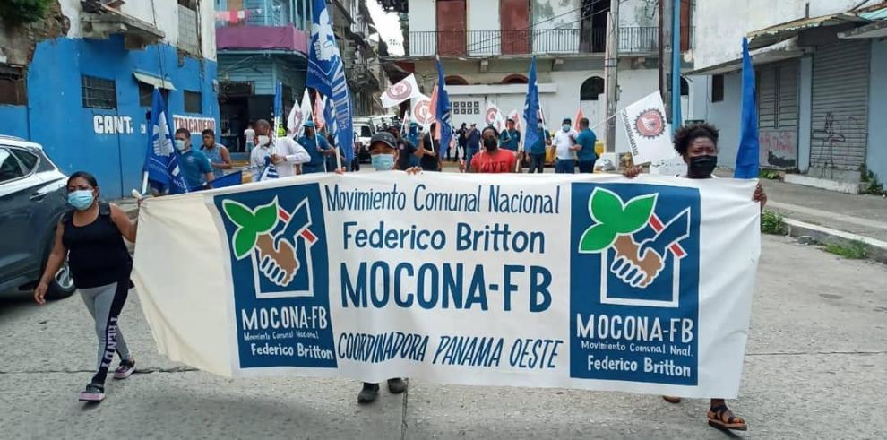Movimiento Comunal Nacional - Federico Britton, Mocona-FB