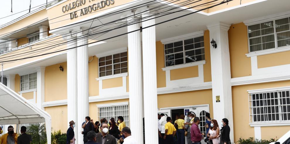 Colegio Nacional de Abogados (CNA).