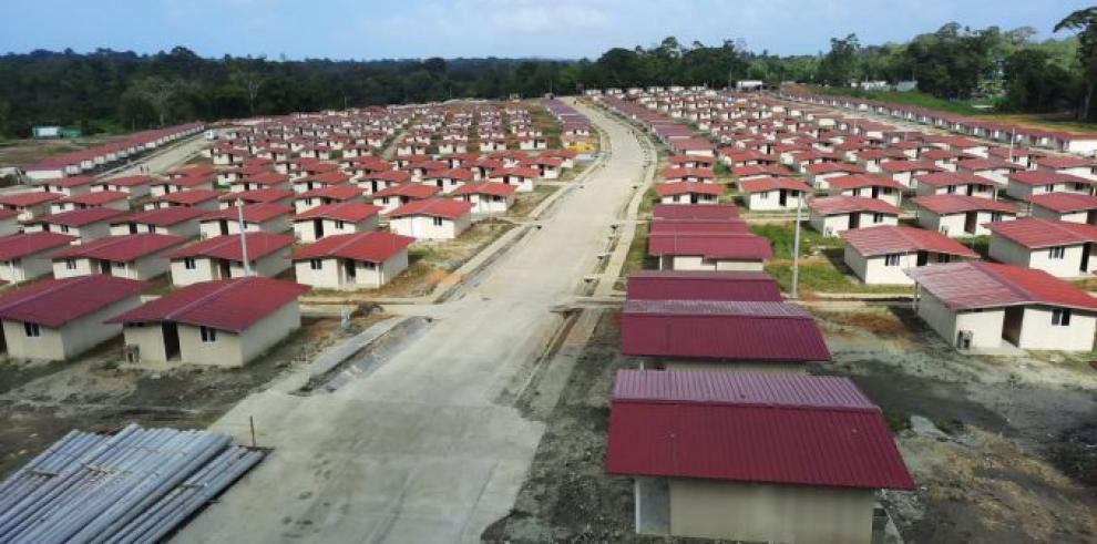 Urbanización Isla Colón en Bocas del Toro beneficiará a familias de escasos recursos.