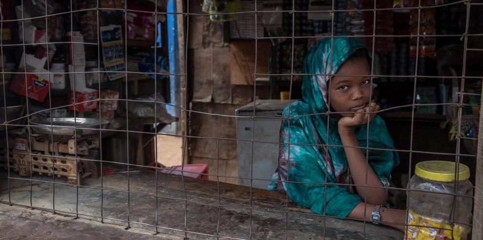 Refugiados en somali
