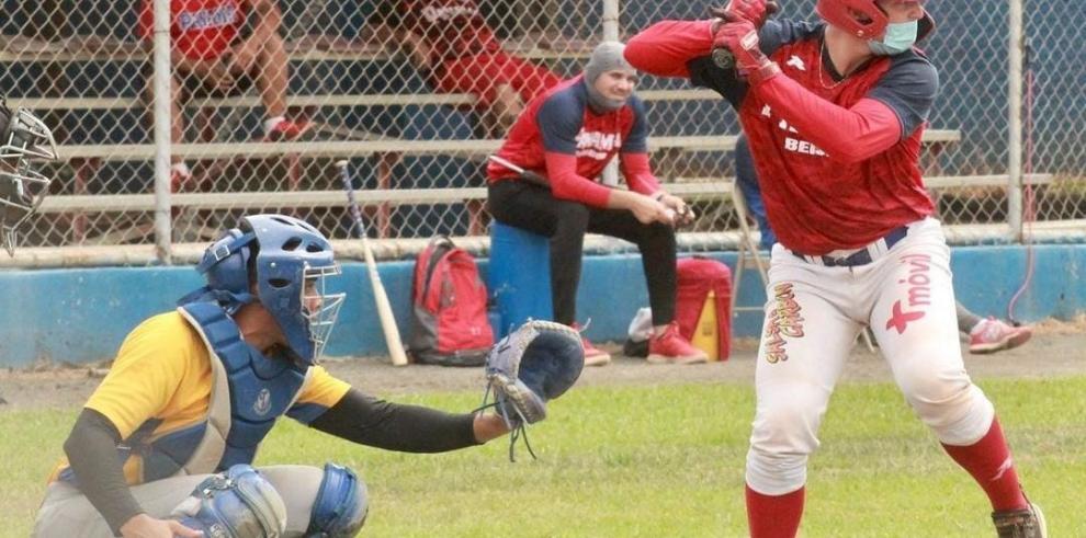 Selección Juvenil de Beisbol de Panamá