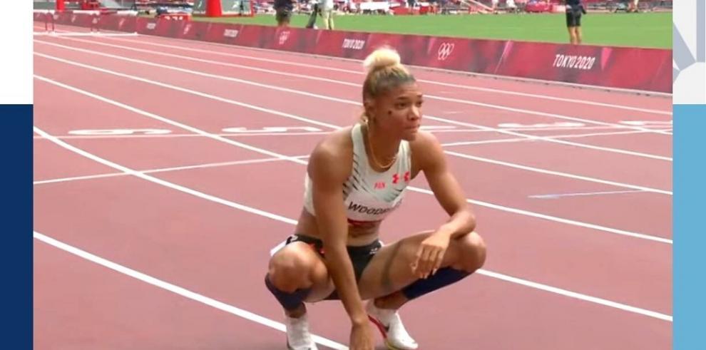 EGianna Woodruff clasifica a las semifinales