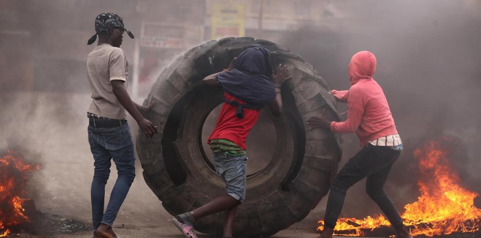 La Oficina de Naciones Unidas para la Coordinación de Asuntos Humanitarios (OCHA) calcula que cerca de 18.100 personas han abandonado sus hogares en Puerto Príncipe desde el comienzo de los violentos conflictos entre las bandas armadas en varias zonas de