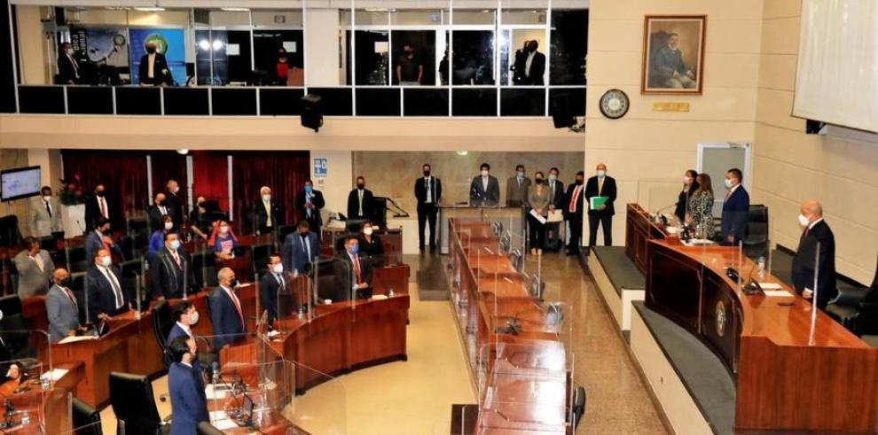 Asamblea Nacional aprueba en segundo proyecto de ley del Mitradel