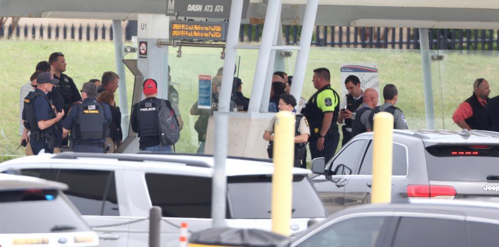 Pentágono abre sus accesos luego de tiroteo