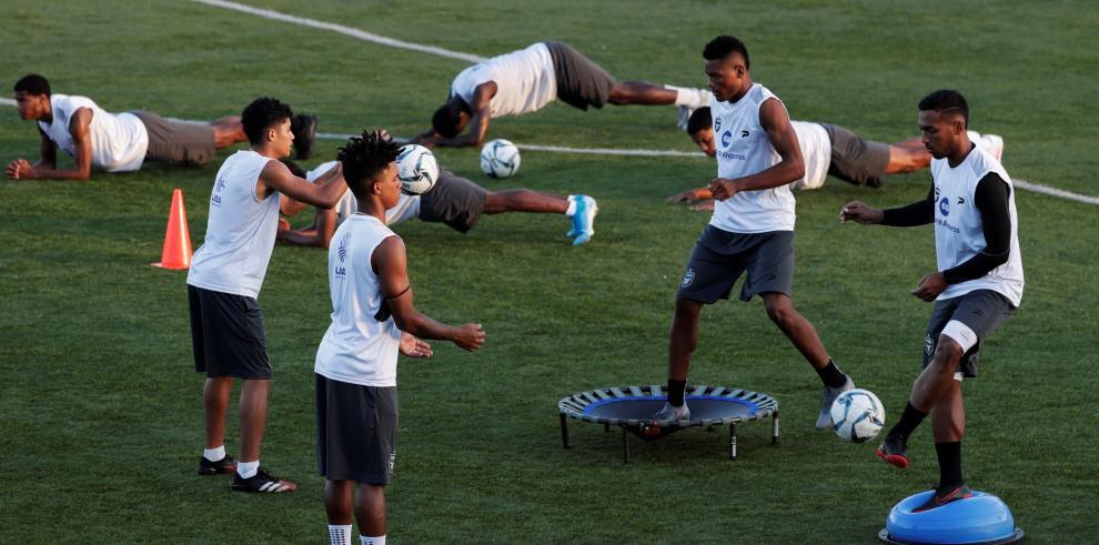 Tauro FC en su preparación de cara al Clausura 2021