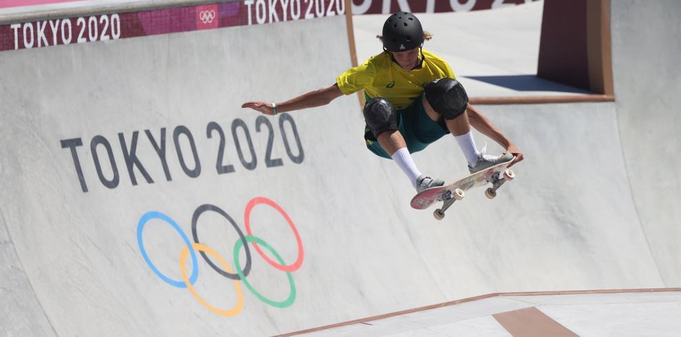 La llegada del 'skate' a los Juegos generó suspicacias