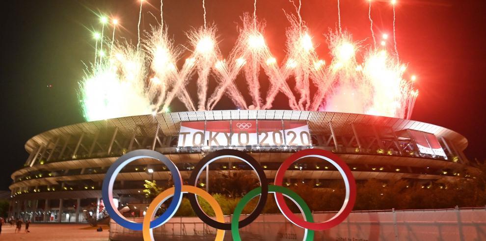 Despedida de los Juegos Olímpicos Tokio 2020