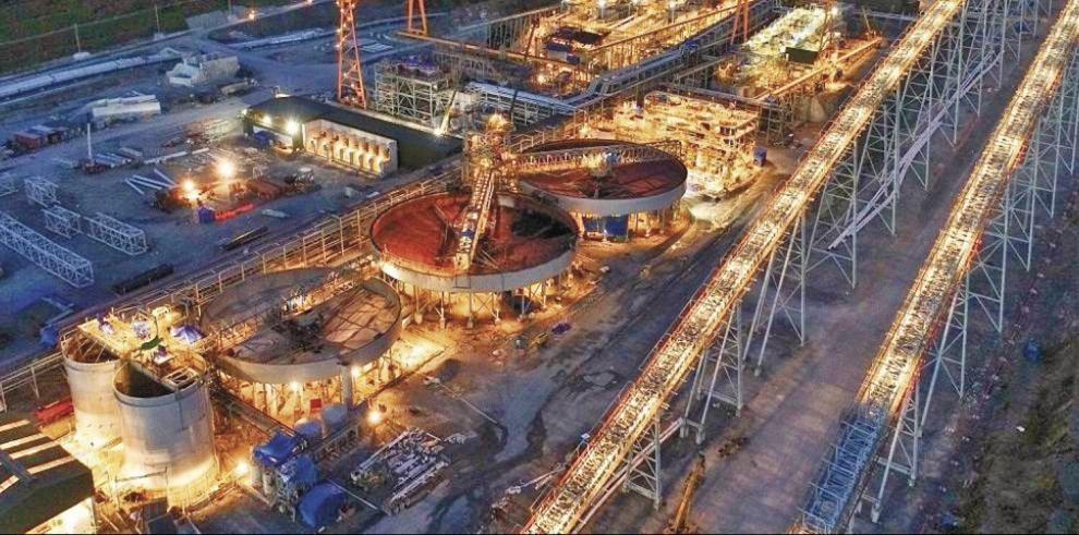 El cobre impulsa las exportaciones panameñas