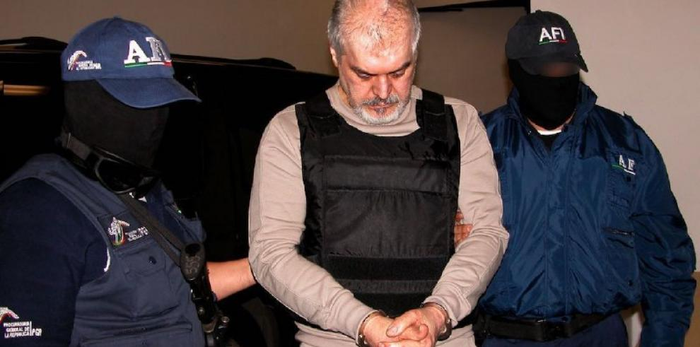 El narcotraficante mexicano Eduardo Arellano Félix, alias