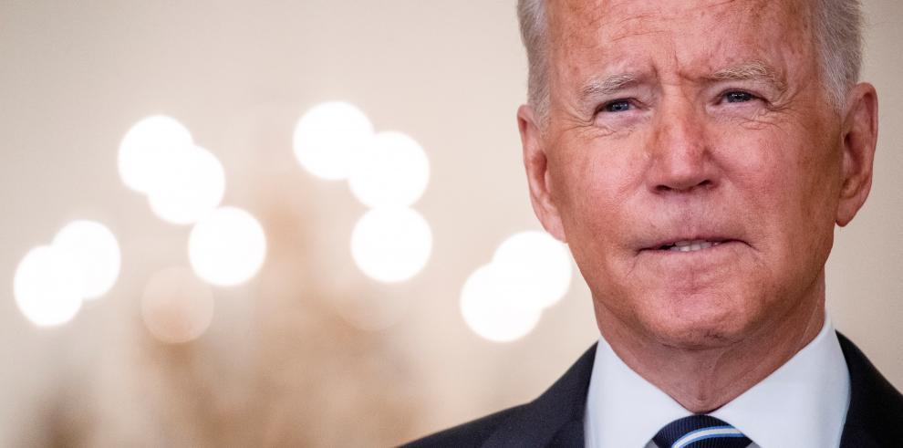 Anuncio de Joe Biden