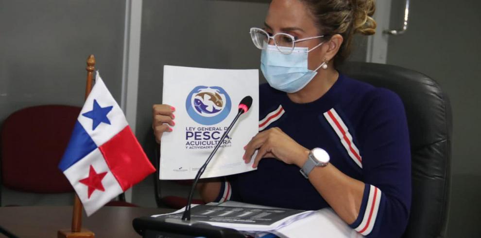 Flor Torrijos Oro, administradora de la ARAP.