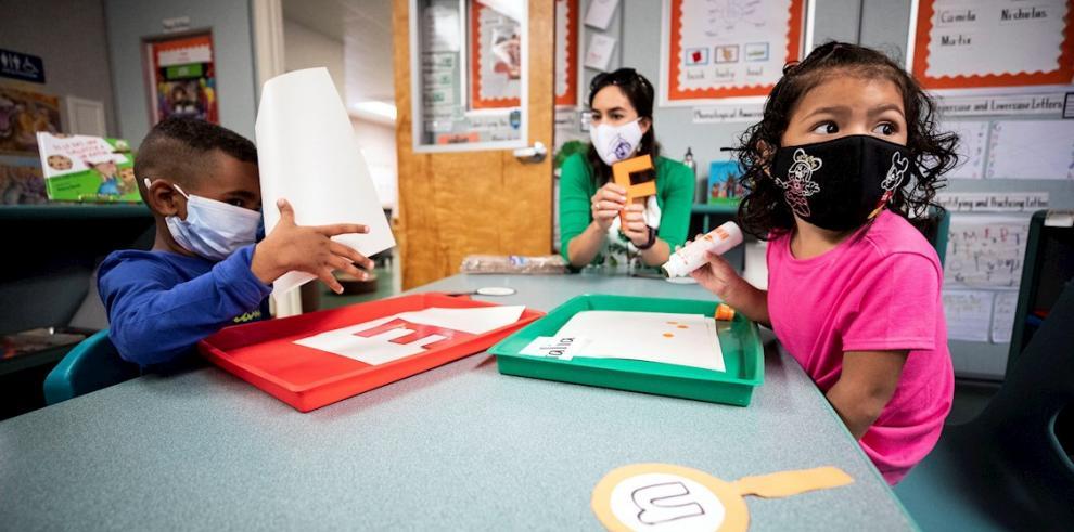 Crece en Justicia la rebelión por las máscaras en las escuelas de Florida