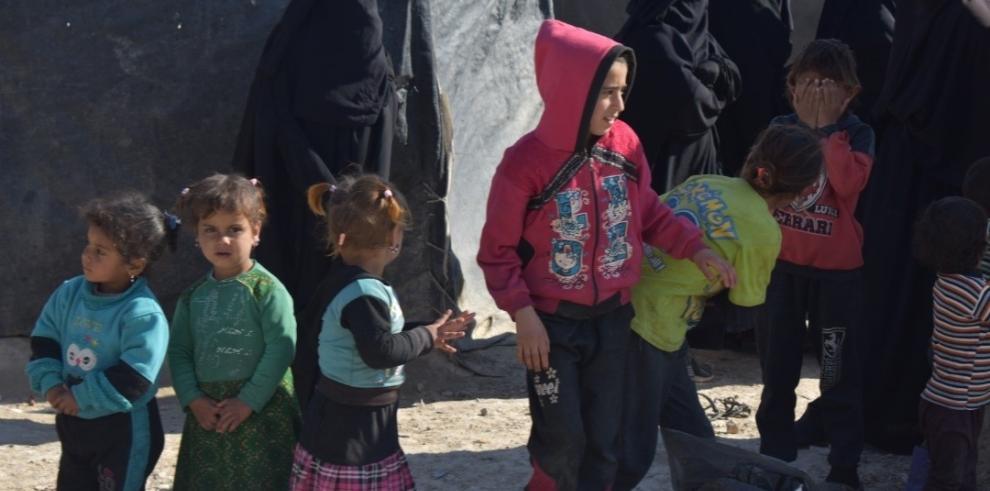 Un muerto y dos heridos en un ataque armado en el campamento de Al Hol en Siria