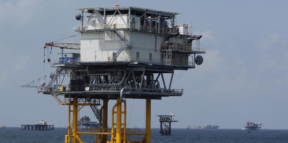 La fuga de gas fue detectada por Pemex en un ducto submarino de 12 pulgadas, con