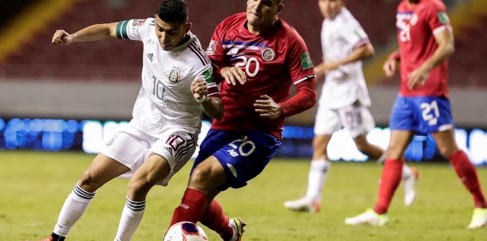 México y Costa Rica