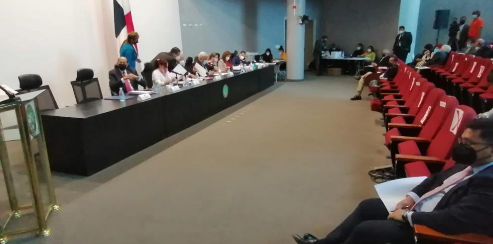 Asamblea inicia debate sobre el segundo bloque del proyecto de Reforma Electoral.
