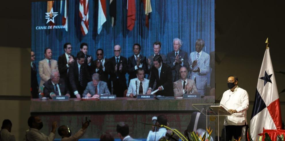 Tratados Torrijos - Carter
