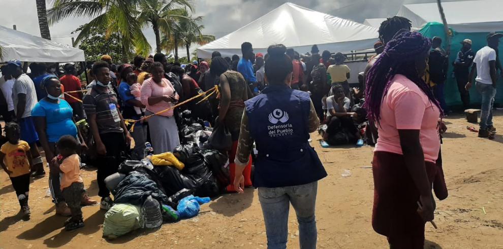 En Colombia hay 11,400 migrantes a la espera de cruzar el Tapón del Darién