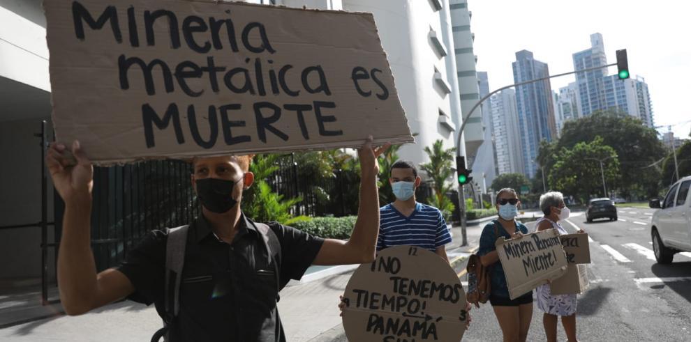 La protesta en Panamá vale más sin la minería