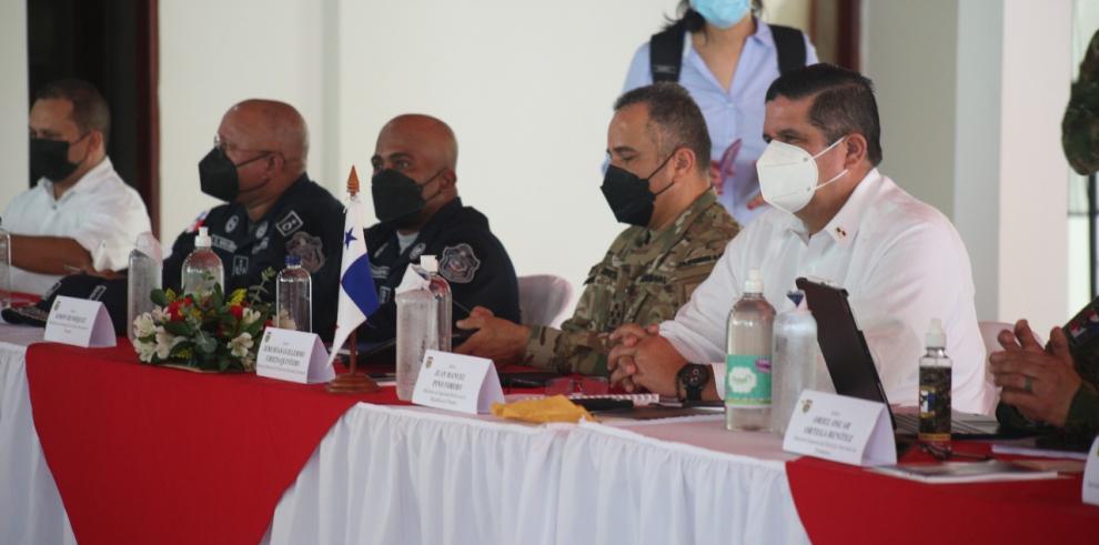 Panamá y Colombia evalúan construir un puesto binacional para enfrentar problemas fronterizos