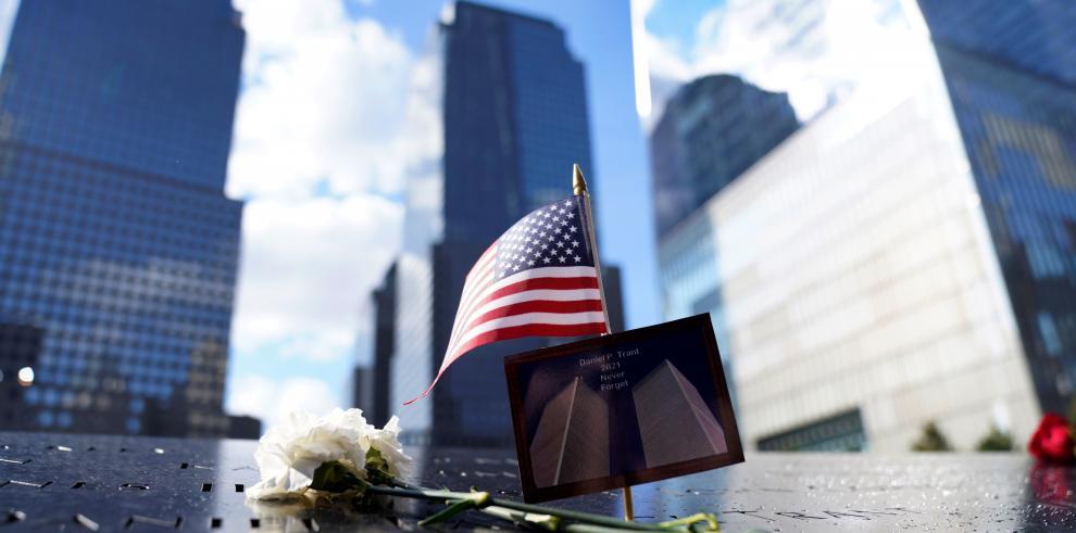 20 años del 11 de septiembre