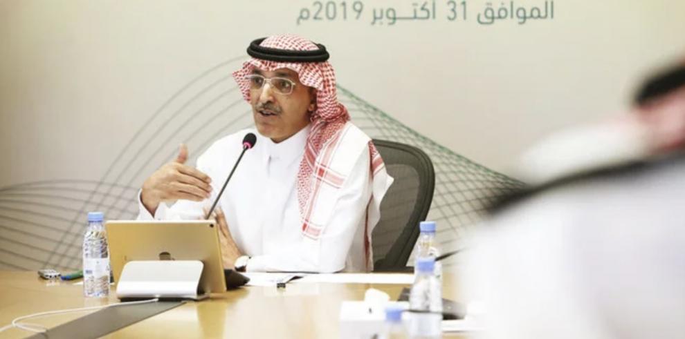 Ministro de Finanzas Mohamed al Yadaan