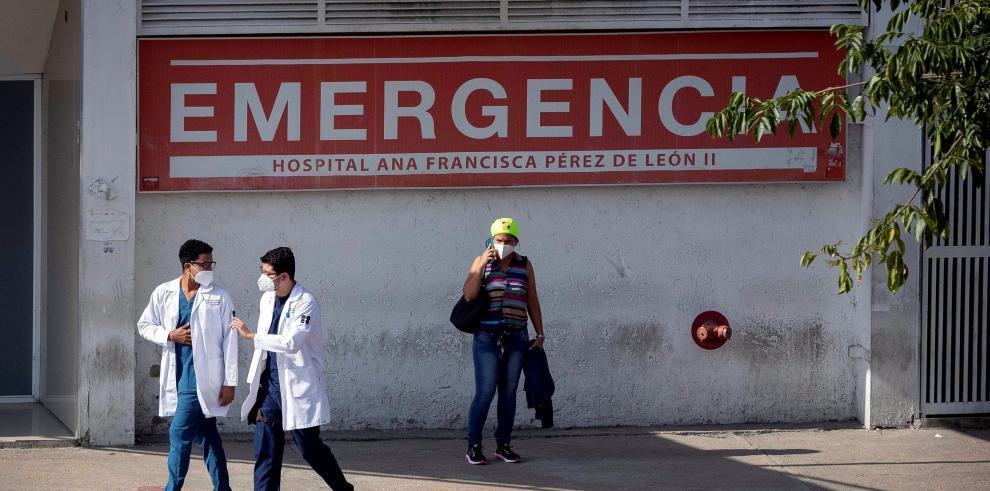 Mueren siete trabajadores del sector sanitario en Venezuela por la covid-19