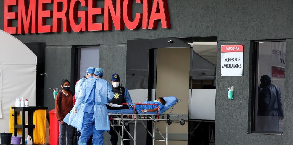 Ecuador avanza en el cierre de salas covid gracias a la vacunación