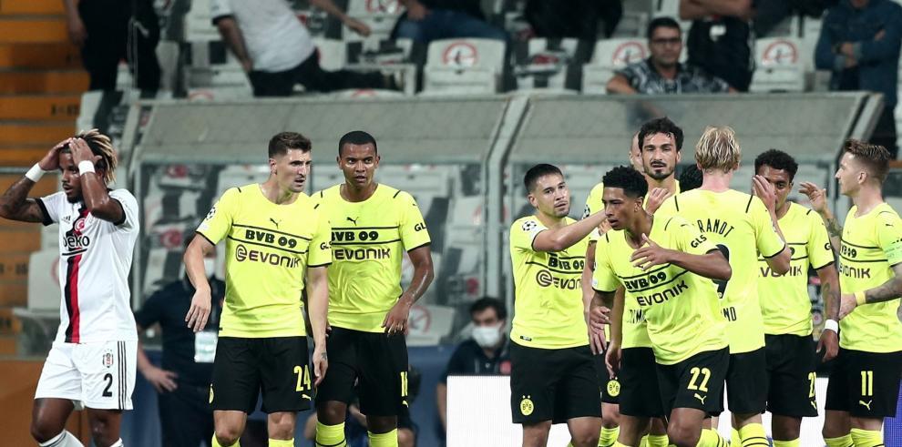 Borussia Dortmund vs Besiktas