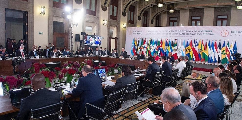 Sesión de la Comunidad de Estados Latinoamericanos y Caribeños, CELAC