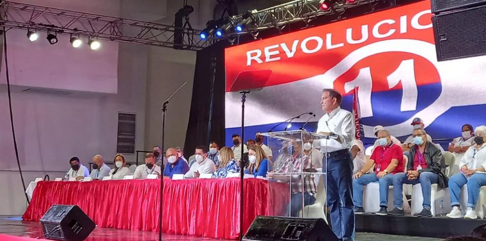 Reunión Extraordinaria del PRD 18 de septiembre de 2024