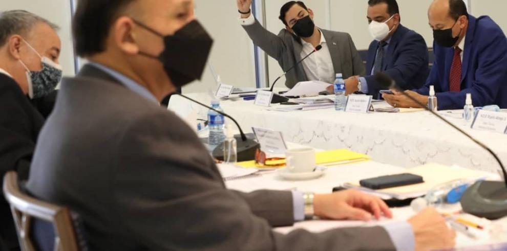 Mesa técnica del TE y la Asamblea continúa con el análisis a la reformas electorales