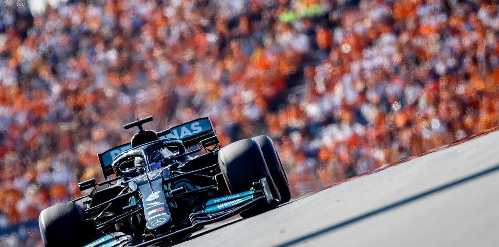 Lewis Hamilton, en una imagen de archivo.