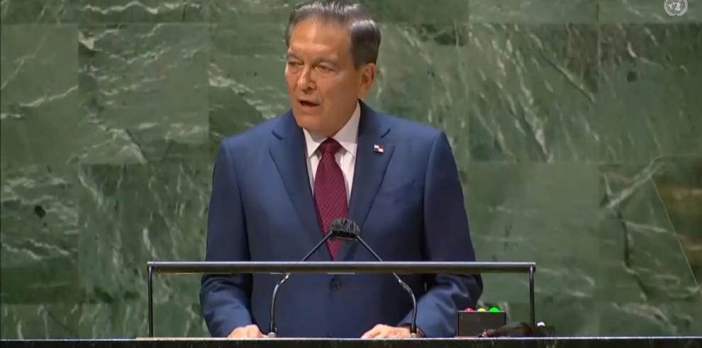 Panamá apela en la ONU unir esfuerzos para enfrentar la migración irregular