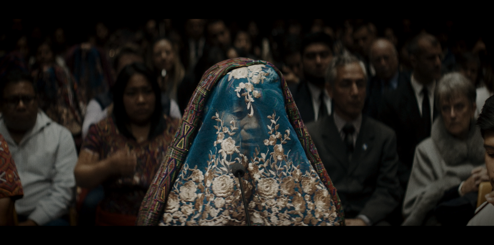 Imagen del filme guatemalteco,