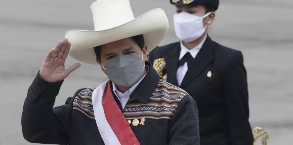 Pedro Castillo Perú