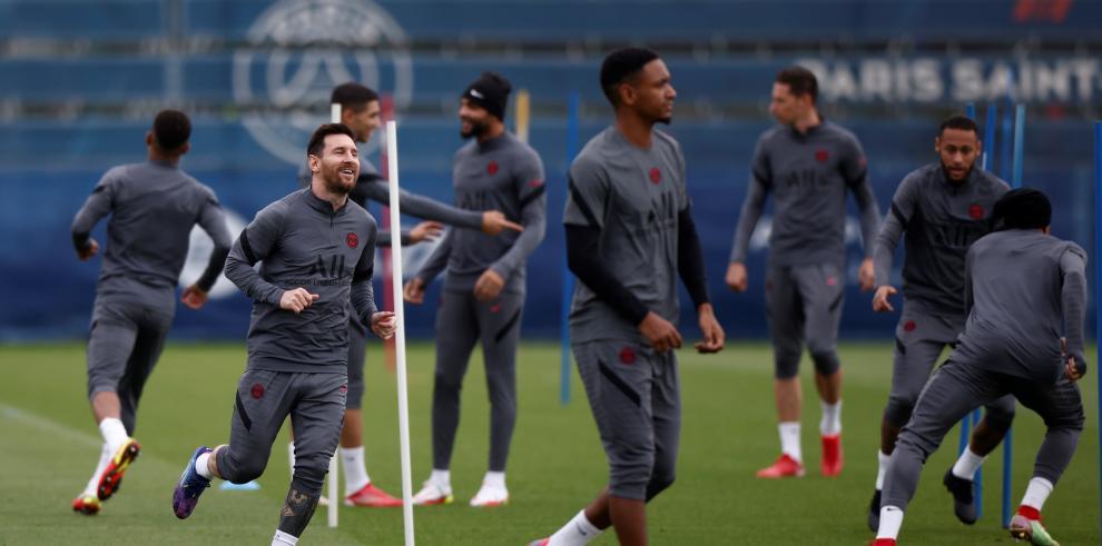 Pochettino no descarta a Messi contra el City