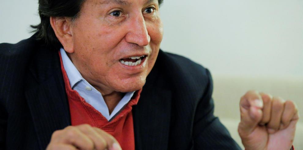 Fotografía de archivo del expresidente peruano Alejandro Toledo.