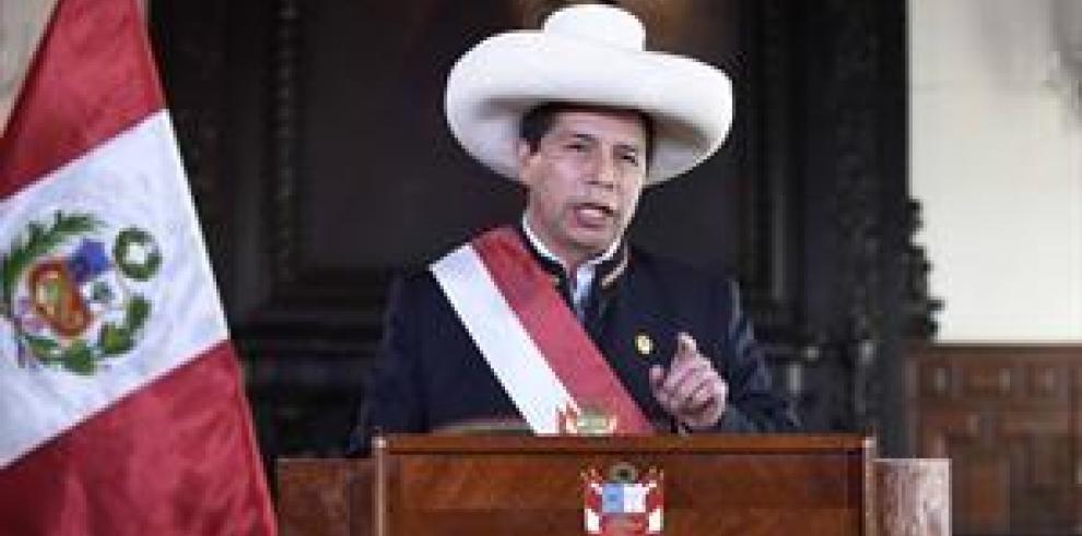 Castillo anunció este miércoles que aceptaba la renuncia de su primer ministro, Guido Bellido.