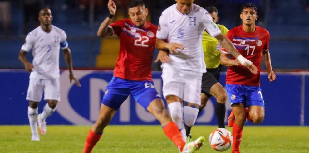 Honduras y Costa Rica