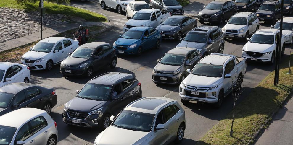 Chile vive una auténtica fiebre por los coches