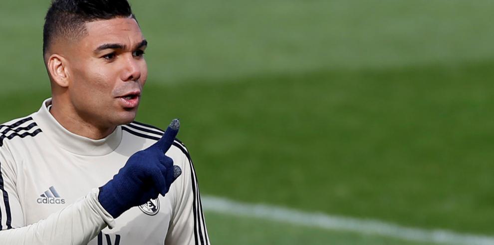 Casemiro está recuperado y Camavinga ya toca balón