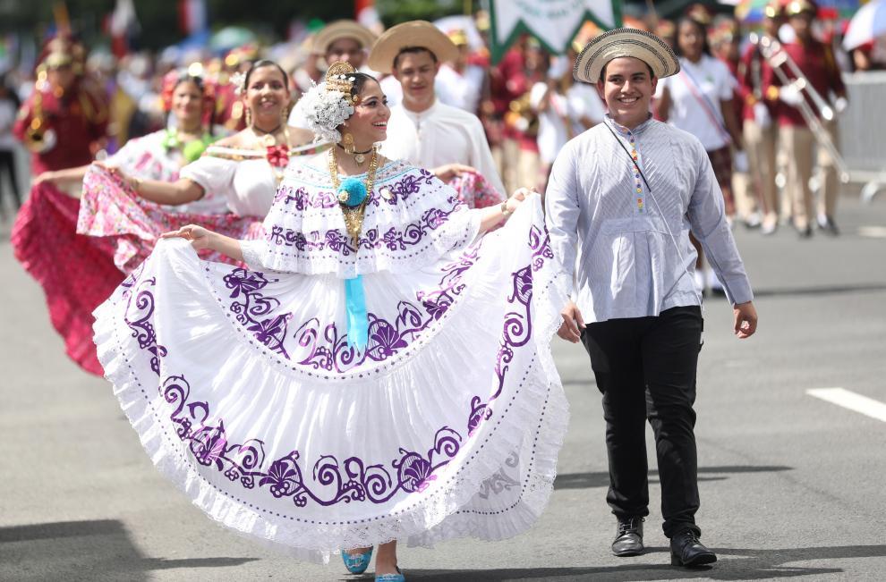 Desfile del 4 Nov,.