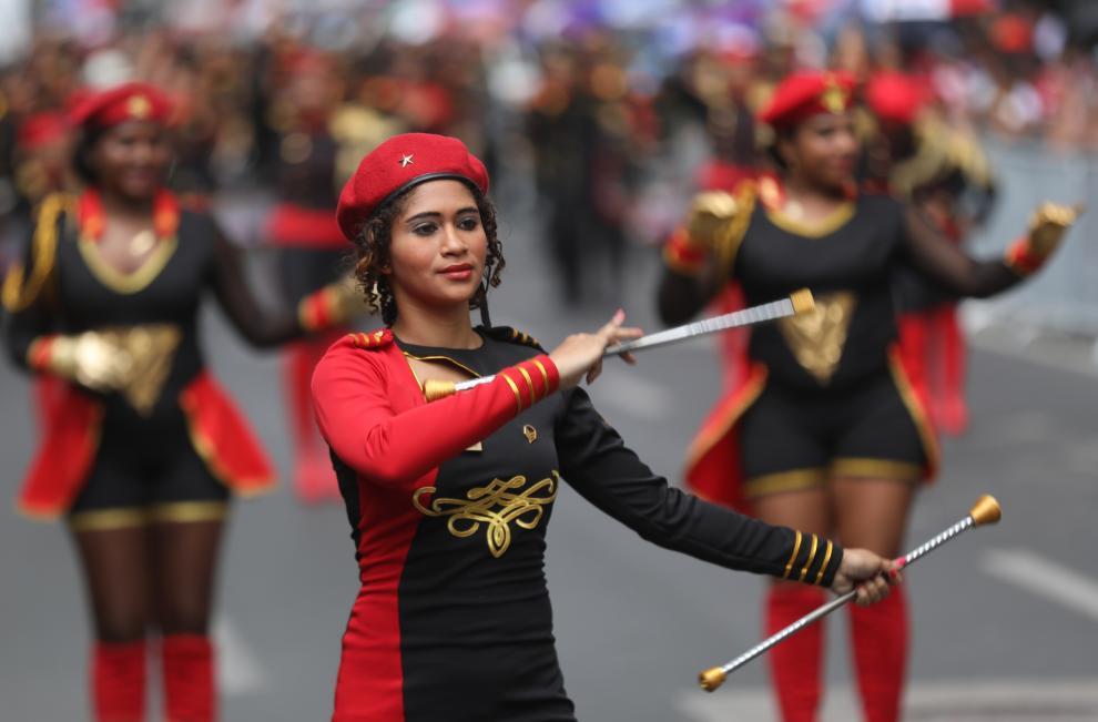 Desfile del 4 Nov.