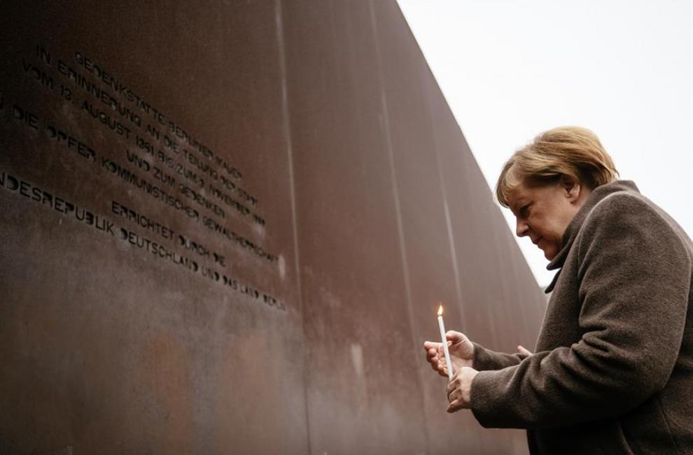 Aniversario, hace 30 años cayó el Muro de Berlín