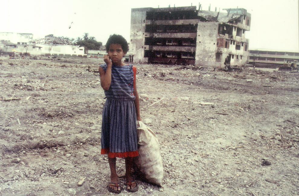 Memoria y dolor, tres décadas de la Invasión