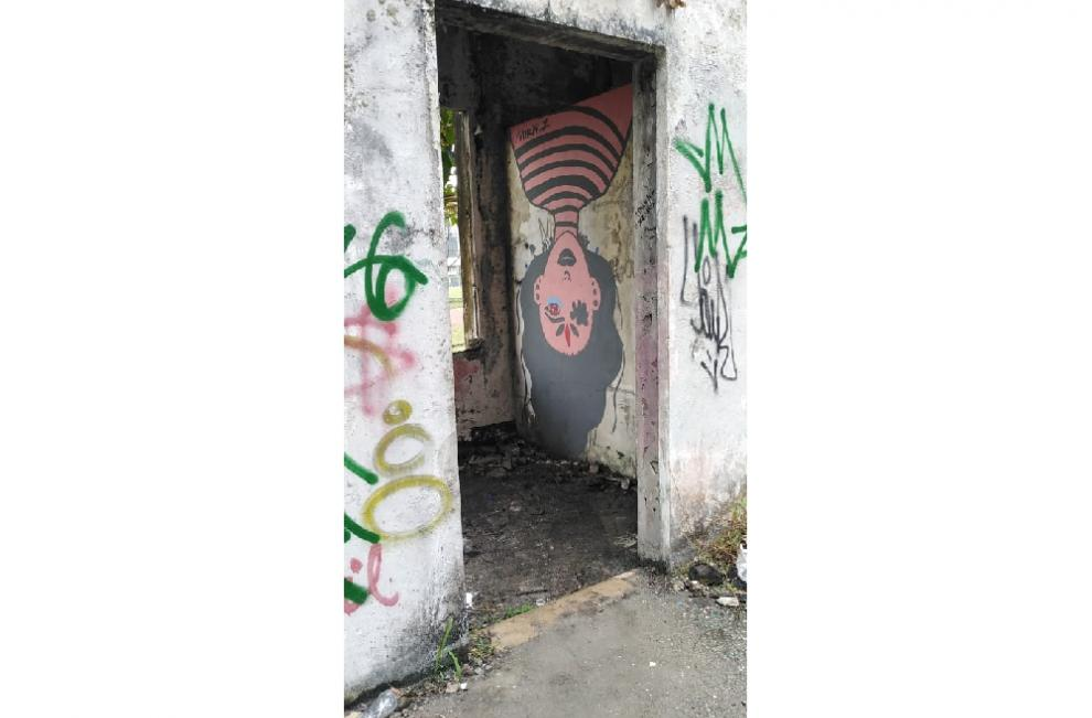 Grafiti Calzada de Amador