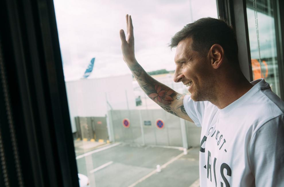 Messi, nuevo jugador del París Saint-Germain tras 17 años en el Barcelona