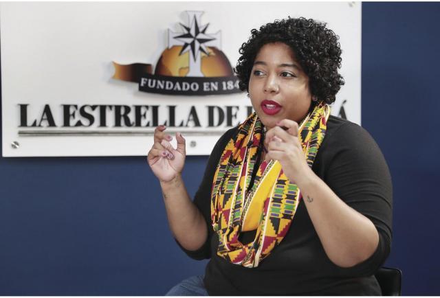 'La Panamá afro es invisible por nuestros gobernantes': Stephanie Murillo - La Estrella de Panamá